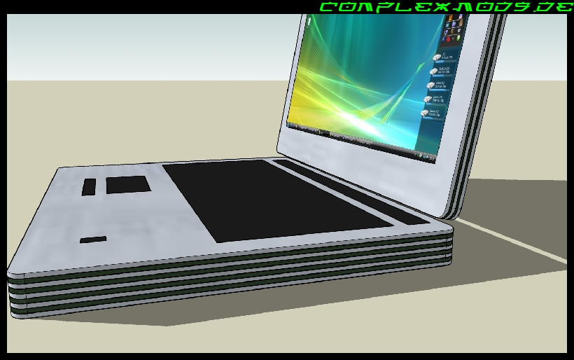 laptop-silber